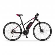 Elektrokolo cross Apache Matto lady Bosch Active Plus 400 Wh černá 2018, 17""