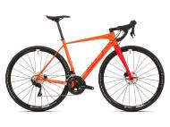 X-ROAD TEAM ELITE Matte Orange/Dark Red 2019